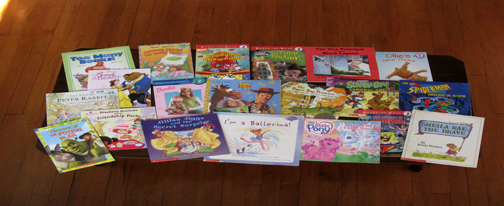 Gift Educational Books to Kids on Birthdays